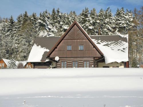 Modern Cottage near Ski area in Stupna Czech Republic