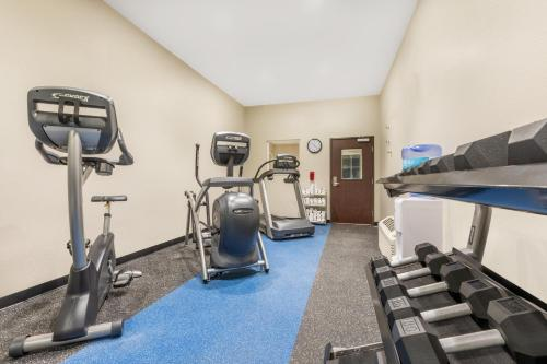 Microtel Inn & Suites By Wyndham Perry - Perry, OK 73077