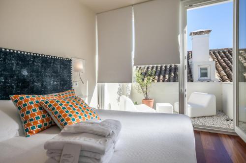 Habitación Doble con terraza Hotel Viento10 1