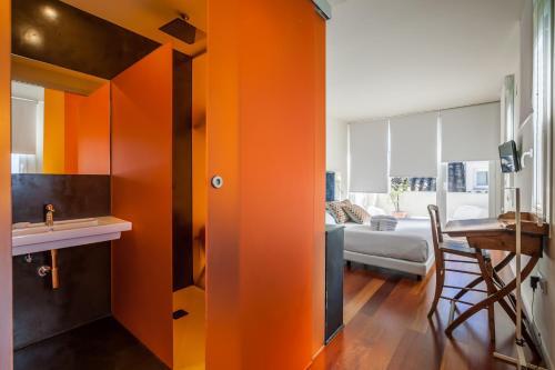 Habitación Doble con terraza Hotel Viento10 6