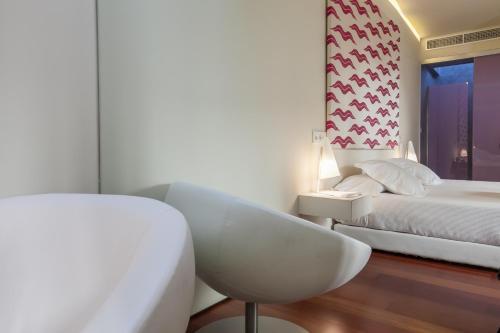 Habitación Doble con 2 camas individuales - 1ª planta Hotel Viento10 4