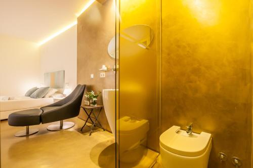 Habitación Doble Patio - 2 camas Hotel Viento10 5