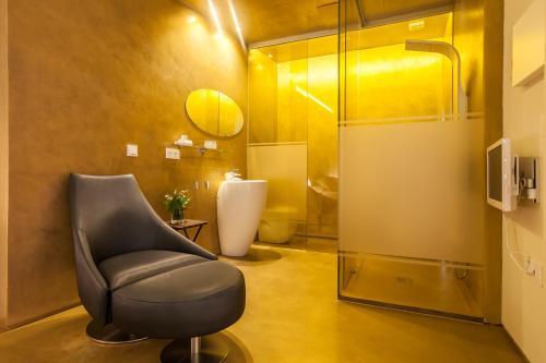 Habitación Doble Patio - 2 camas Hotel Viento10 2