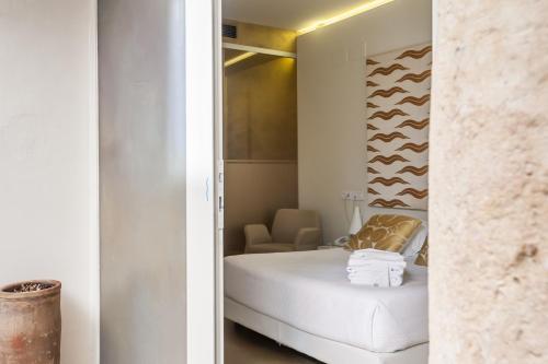 Habitación Doble Patio - 1 cama Hotel Viento10 2