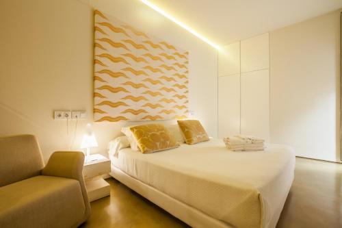 Habitación Doble Patio - 1 cama Hotel Viento10 1