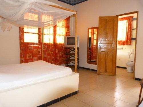 Hôtel Mermoz 房间的照片