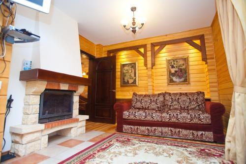 Accommodation in Guzeripl'