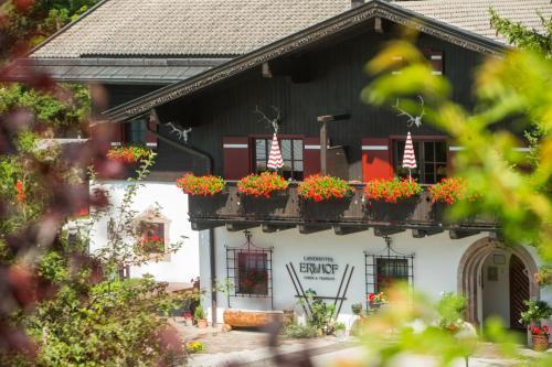 Der Erlhof Restaurant & Landhotel Zell am See
