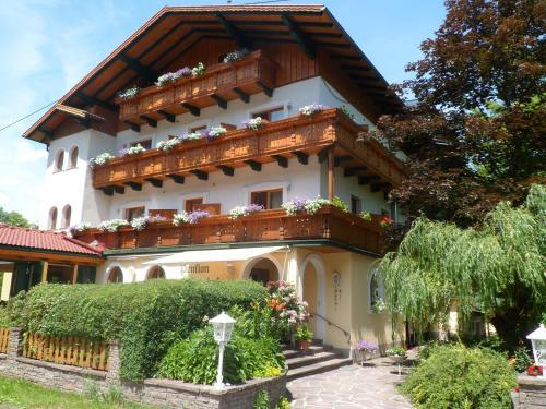 Pension Grünauhof, Pension in Grünau im Almtal bei Kirchdorf an der Krems