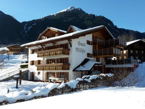 Haus Mühle St. Gallenkirch
