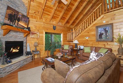 Cedar Forest One-Bedroom Cabin