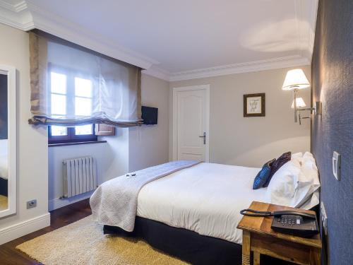 Habitación Doble - 1 o 2 camas Casa de Castro 1