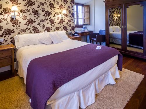 Habitación Doble - 1 o 2 camas Casa de Castro 7