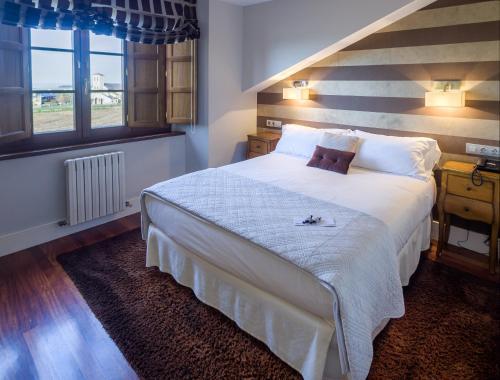 Habitación Doble - 1 o 2 camas Casa de Castro 9