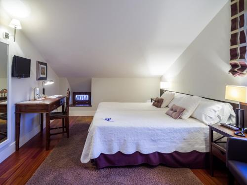 Habitación Doble - 1 o 2 camas Casa de Castro 10