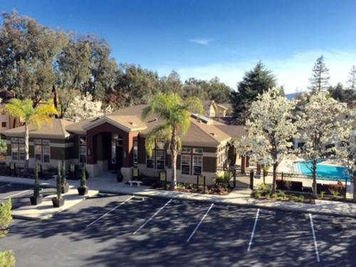 Global Luxury Suites In Cupertino