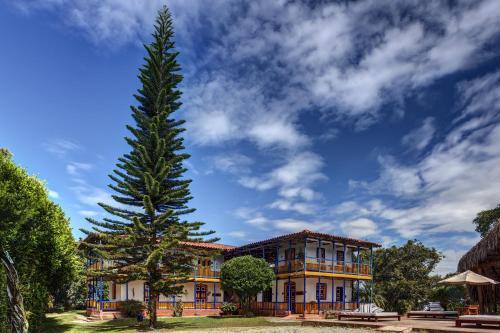 . Hotel Hacienda Combia