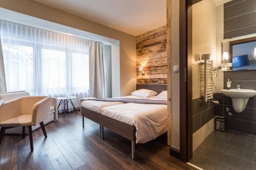 Hotel-overnachting met je hond in Walkowy Dwor - Zakopane