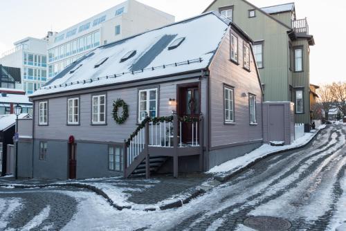 Reykjavík Treasure B&B - Accommodation - Reykjavík