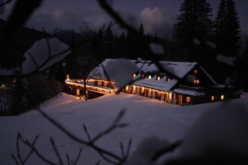 . Berghaus Alpenland Apartment Klais