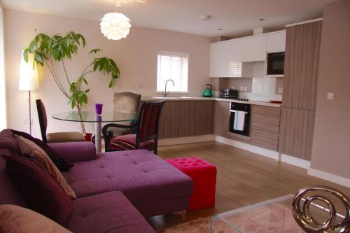 Lux Living Apartments   Florian House