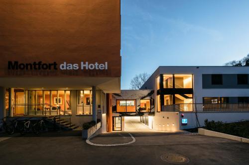 Hotel-overnachting met je hond in Montfort - das Hotel - Feldkirch