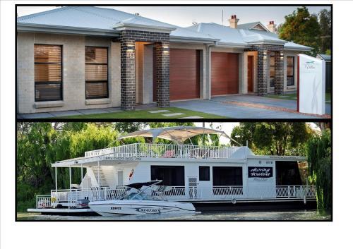 . Renmark River Villas and Boats & Bedzzz