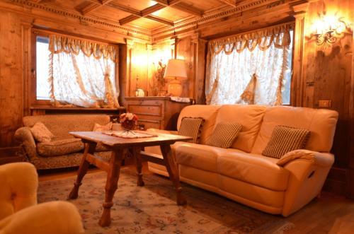 Cá Enrosadira Piano Secondo - Apartment - San Vito di Cadore
