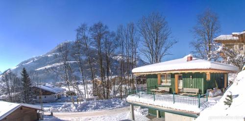 green Home - Sonniges Chalet in den Alpen Kirchberg i. Tirol