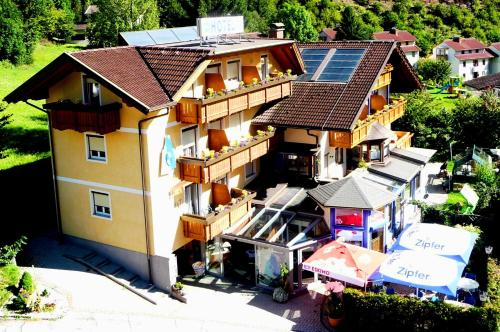 Accommodation in Flattach