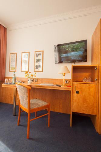 Hotel Kastanienhof Стандартный одноместный номер