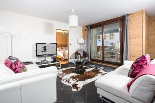 Le Paradis 24 apartment Chamonix