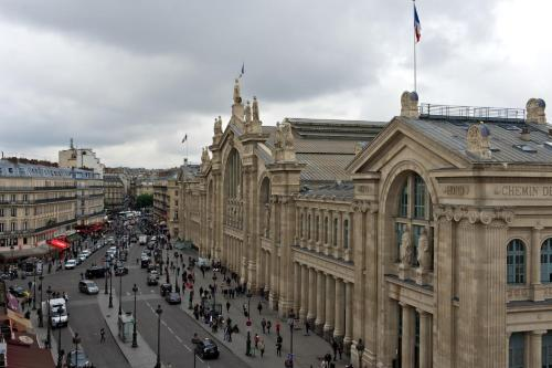 Hotel Richmond Gare du Nord photo 2