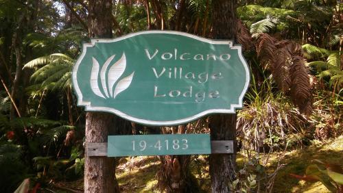 Volcano Village Lodge - Volcano, HI 96785