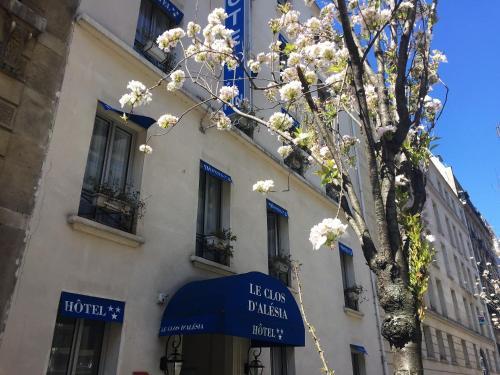 Hotel Le Clos d'Alésia impression