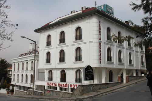 Istanbul Florya Konagi Hotel yol tarifi