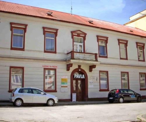 Accommodation in Trenčianske Teplice