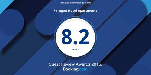 Paragon Hotel Apartments photo 26