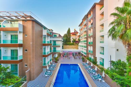 Alanya Kleopatra Atlas Hotel - Adults Only tek gece fiyat