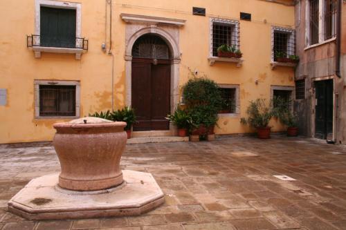 Casa Carlo Goldoni in Venedig