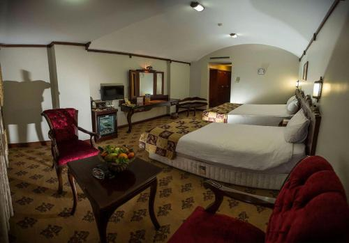 Sanlıurfa Elruha Hotel yol tarifi