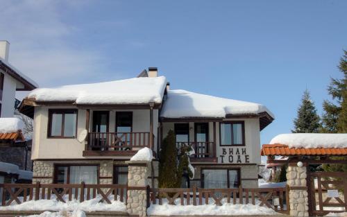 SnowNest Villas Bansko