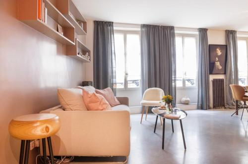 Apartment Rambuteau photo 20