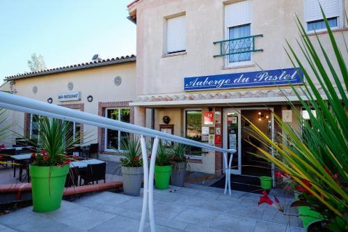 . Hotel Auberge du Pastel