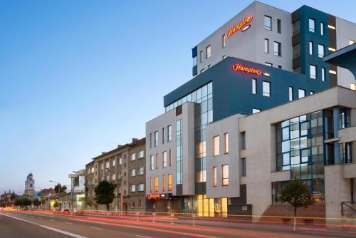 Hampton by Hilton Cluj-Napoca in Cluj-Napoca