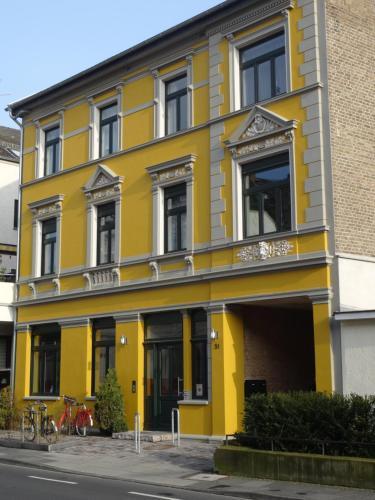 . Ferienwohnung Bonn Sternenburgstraße 51