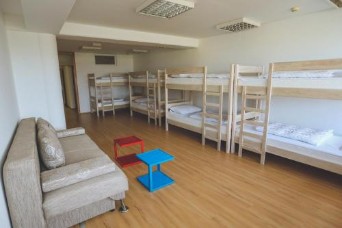 Hostel Omnibus foto della camera