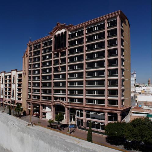 HotelHotel Real Plaza Aguascalientes