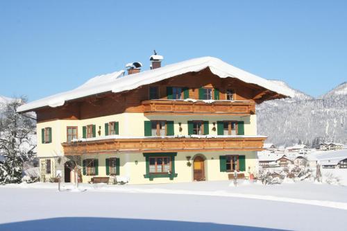 Gästehaus Feldmannhof Abtenau