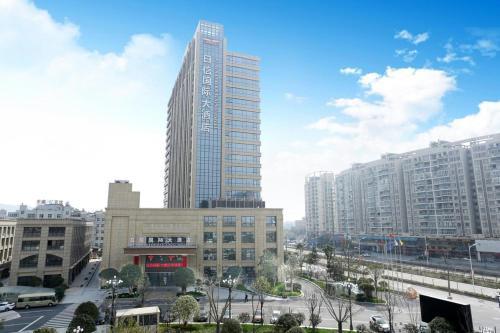 HotelNew Century Hotel Yiwu